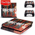 Latest vinyl sticker for ps4 console call of duty decal skin
