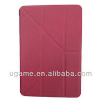 Transmutable Smart Cover For iPad mini Stand Leather Case Import Tablet Accessoires
