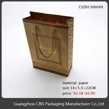 High Quality Elegant And High-End Customized Competitive Price Gift Linen Bag