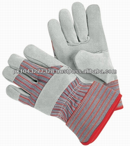 Pakistan Best Quality Sitca Working Leather Gloves