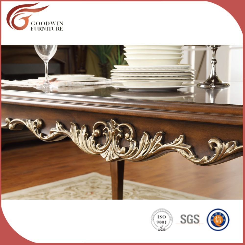 Home dining room furniture <strong>antique</strong> dining <strong>table</strong> designs WA158