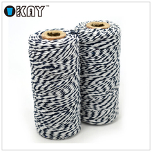 2015 New Arrival Colorful Hay Bale Twine For Christmas Day