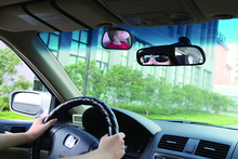 CA0026 Vehicle Inside View Car Baby Safety Mirror