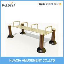 High quality outdoor international chess and card table for the park
