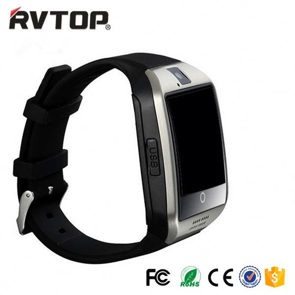 1.54 inch TFT HD LCD q18 smart watch with Touch Screen Camera TF Card 3.0 Version Bluetooth Smart Watches for IOS Android Phone