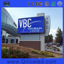 Full Color LED Display P10 for Video Advertising/Outdoor P10 LED Billboard Panel
