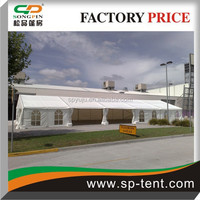 big outdoor waterproof warehouse tent for sale