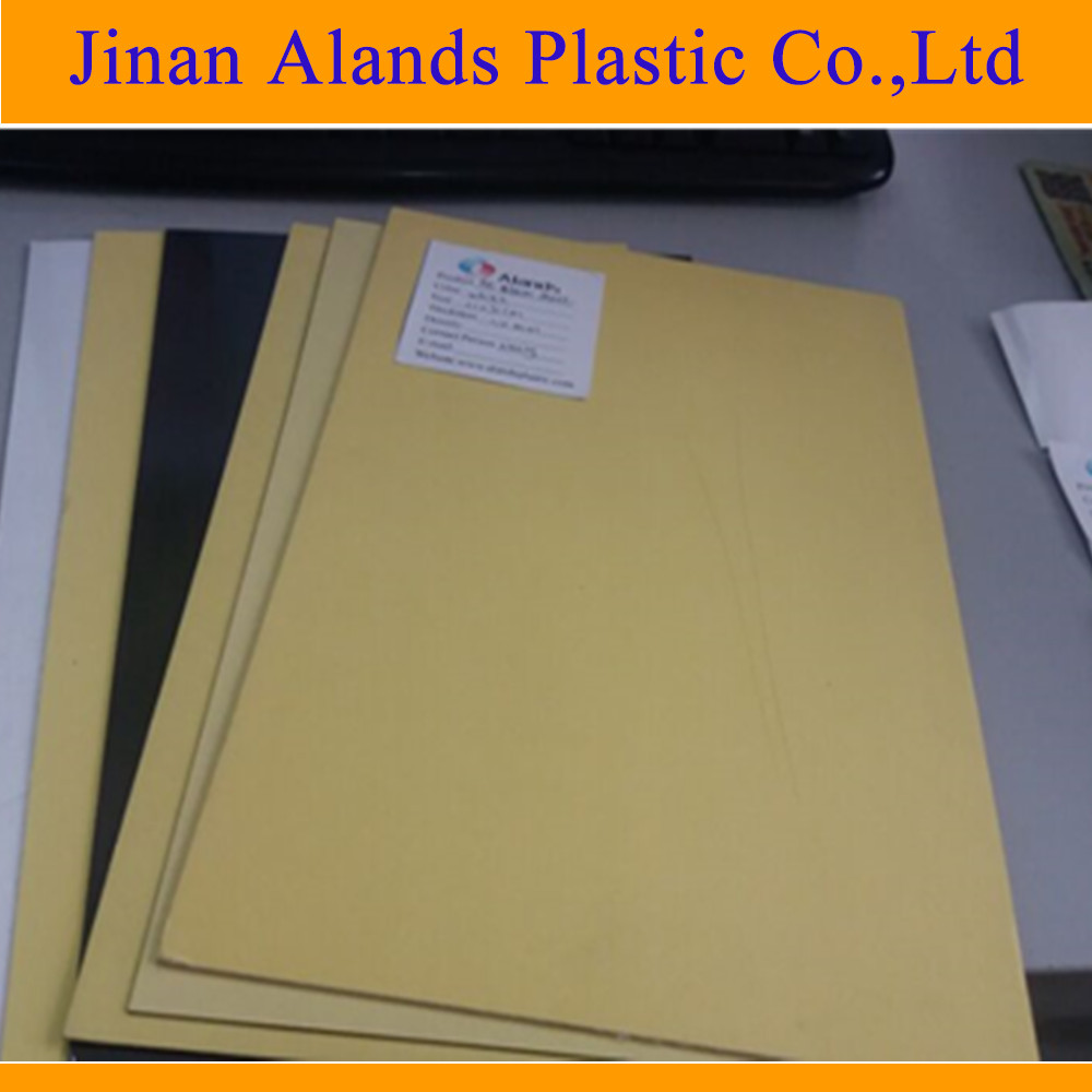 Photo album inner sheet pvc sheet for book photo factory price
