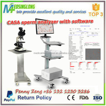 Automatic sperm quality analyzer with semen chamber and WHO5 version software - MSLSA02
