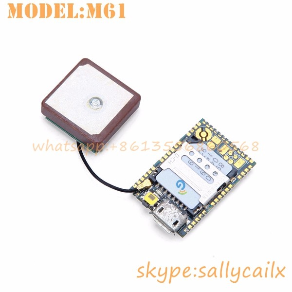 gps tracker jewelry small size m61 welcome OEM ODM order and customize your own gps tracker