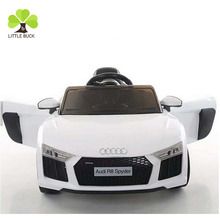 New Electric Ride on Toy Car  With 3 Speed for Sale  custom factory price audi r8 kids car