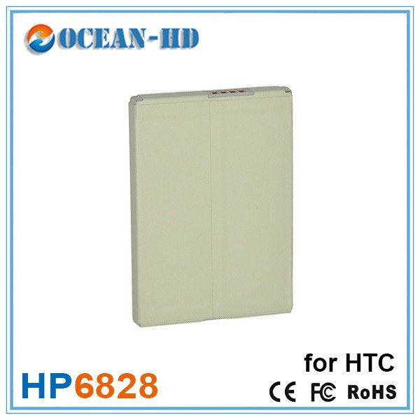 For HTC HP6828 6818 lithium polymer spice mobile battery