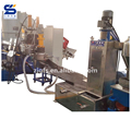 Plastic extrusion double-stage pelletizing line/ granulation line of polystyrene
