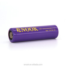 Wholesale Enook 18650 3000mAh 15A 3.7v battery for flashlight, battery pack power bank