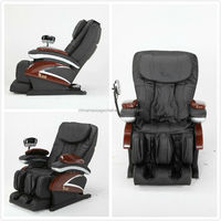 RK-2106G Shiatsu & Rolling Personal massage chair
