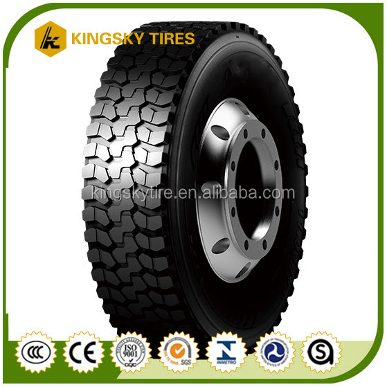 Truck Tires Neumaticos De Camion, Llantas 11r22.5 With Dot In Peru high quality