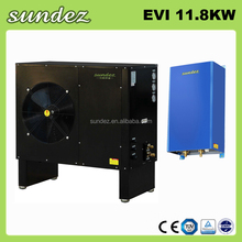 EVI heat pump scroll compressor11.8KW (-25DegC)