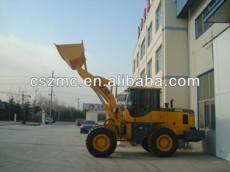 pallet fork for tractor wheel loader 936 with superior performance Cater engine quick hitch pallet fork joystick export