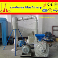 PVC Plastic Turbo Pulverizer Mill