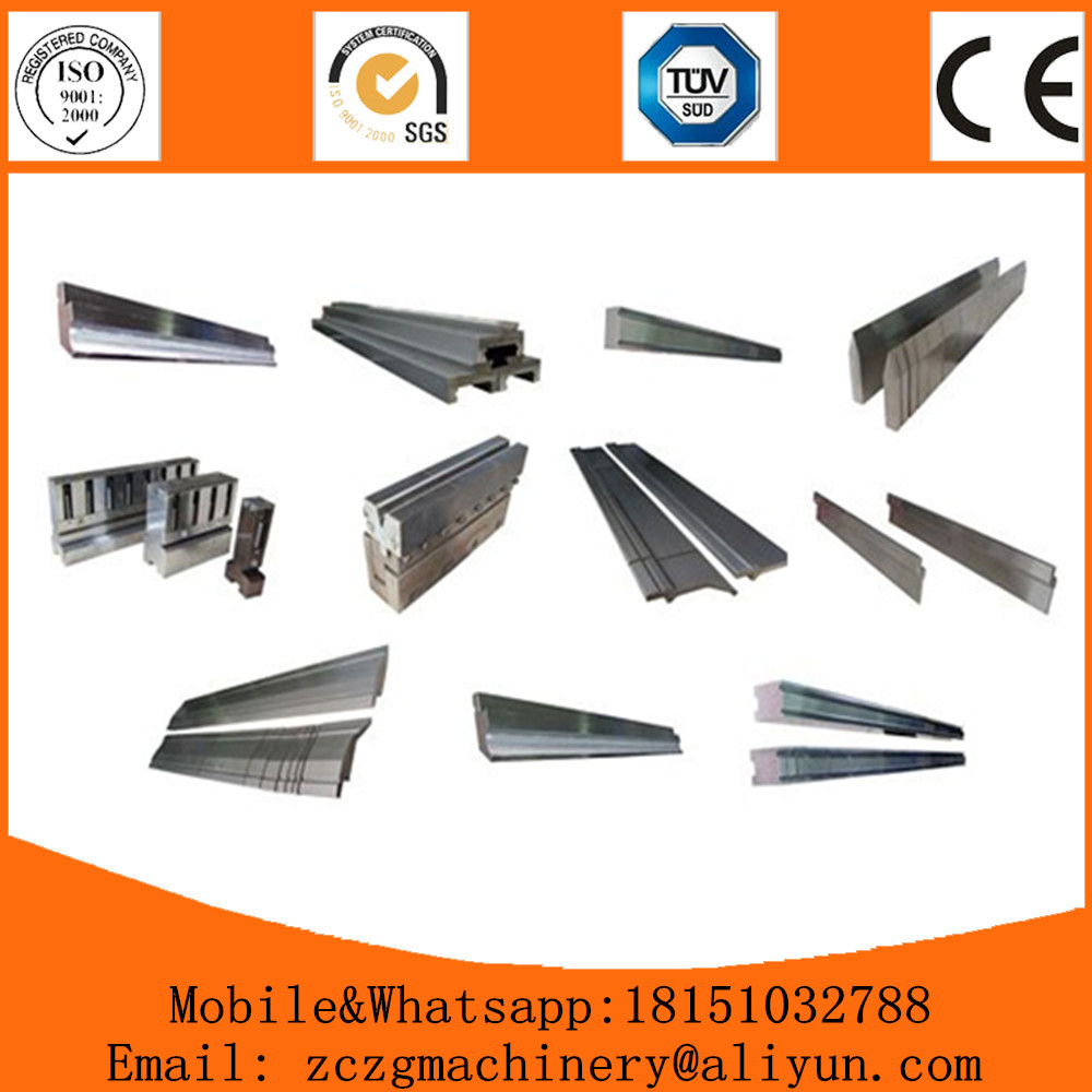 In stock punching die,press brake tooling,metal press brake moulds with top quality cheap price