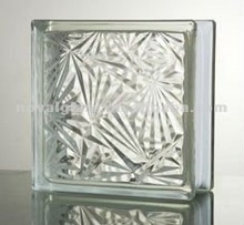 Ice flower Glass block showers, Clear/tinted/in colored/patterned/decorative Glass Block