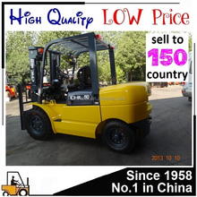 CHL HELI Brand New Diesel Forklift Truck With Manual Automatic Transmission