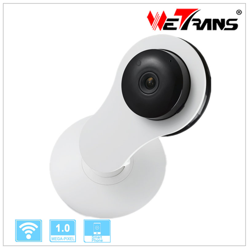 Wireless Alarm IP Camera Home <strong>security</strong> 720P Cloud WiFi Camera H.264 720P Night Vision Pan/Tilt Function IP Camera TIM104