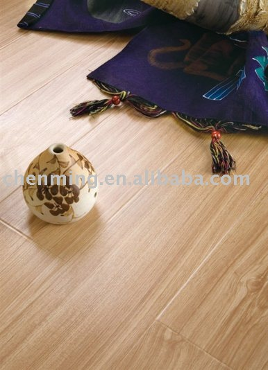 HDF Laminate flooring(Brown or green core)