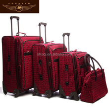 cheap soft suitcase set