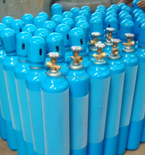 Low Price China Small Oxygen Industrial Empty Bottle 15L Gas Cylinder Price