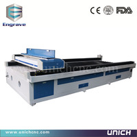 Smart and strong enough LXJ1540 laser cutting machine for metal and non-metal