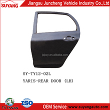 Toyota Yaris auto spare parts