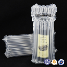 Factory direct selling air bubble packaging bag red wine bottle bag alibaba China