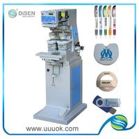 Pneumatic 2 color pad printing machine price