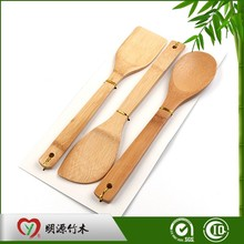 cheap bamboo cook spatula and spoon