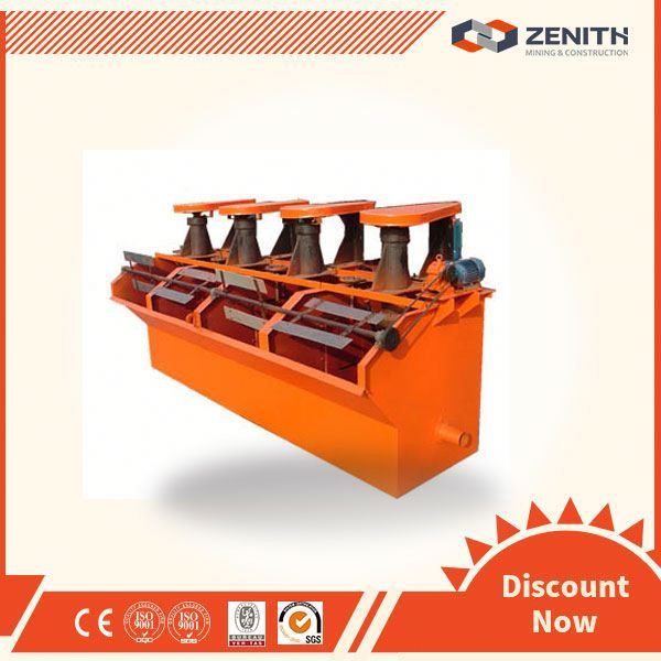 Professional bf/sf series sand flotation machine with large capacity