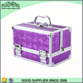 2015 hard aluminum hard side cosmetic Case