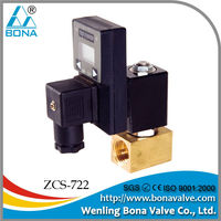Timer Auto Drain Solenoid Valve for Air Compressor(ZCS-722)
