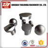 stainless steel handrail accessories pipe end cap flat end cap with screw seller