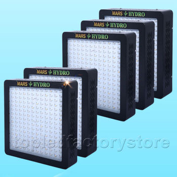 LED High Power Mars Hydro LED Grow Light Plant LED Grow Light CE RoHS ETL Approval