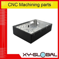 customized cnc machining parts car parts made of aluminum