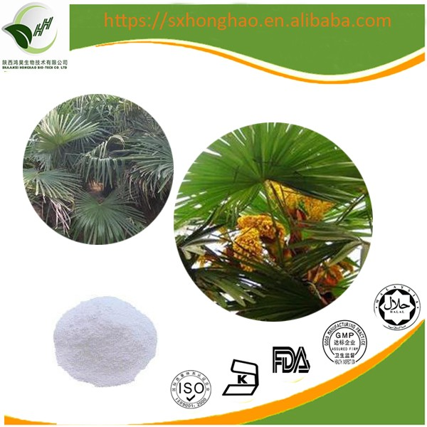 25% 45% saw palmetto berry extract powder for provent prostate
