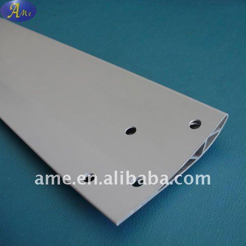 Aluminum extrusion vertical wind turbine blade