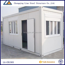 20ft Low Cost Prefabricated Light Steel Container Houses