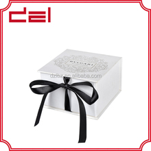 High quality foldable fancy gift Box Packaging wholesale