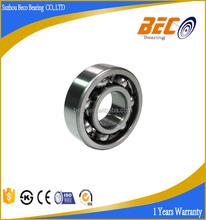 high quality open type bearing 6202 deep groove ball bearing