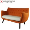 Poet Sofa Furniture With Leather