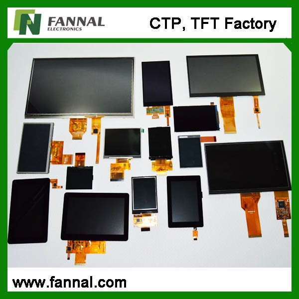 "(4.3"",5"",5.7"",7"",8"",10.1"",10.2"",10.4"")tft lcd touch screen module/capacitive touch panel module"