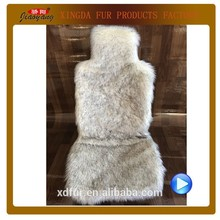Wholesale cheap imitation sheepskin car seat covers ,cushion