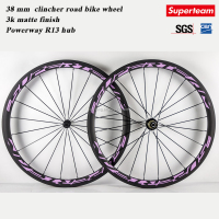 chinese carbon bicycle wheels / 38mm cycling wheels carbon /custom logo carbon wheels 700c 20.5mm